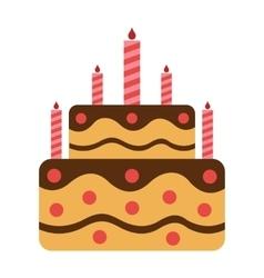 Pixel Art Birthday Cake MyDrLynx