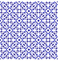 ceramic pattern chinese style vector image