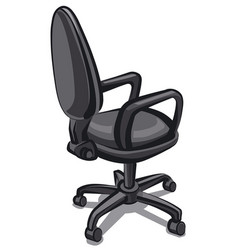 Office chaire vector