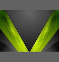 Abstract modern tech corporate background vector