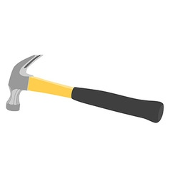 Hammer isolated vector image
