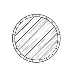 market barrels logotype vector image