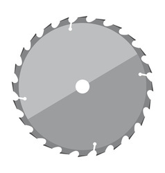 Circular Saw 02 vector image