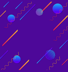 abstract geometric background dynamic motion vector image