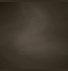 brown chalkboard vector image