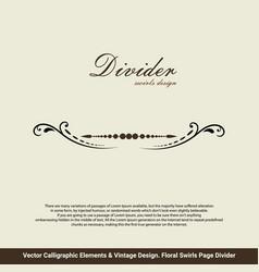 card invitation elements vector image