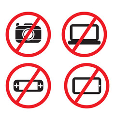 icon electronic vector image