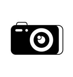 photography camera gadget studio equipment vector image