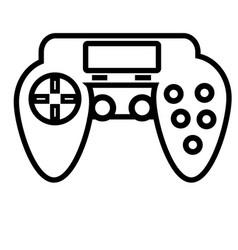 jiystick icon vector image