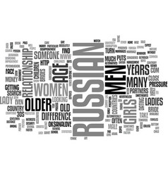 Age difference is it important text word cloud vector