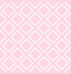 tile pattern or seamless pink background vector image