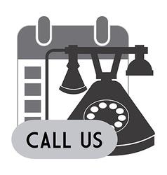 Call us vector