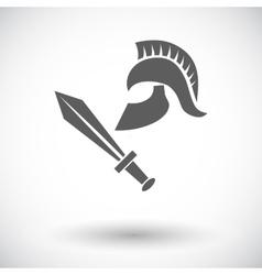 History icon vector image