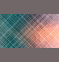 horizontal vintage color banner vector image
