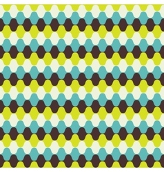 Hypnotic Seamless Pattern Background vector