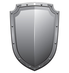 shield 001 vector image