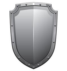 shield 001 vector image vector image