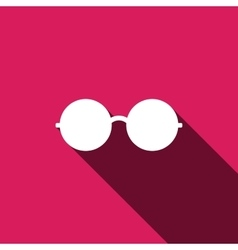 Glasses Icon Elements for vector image