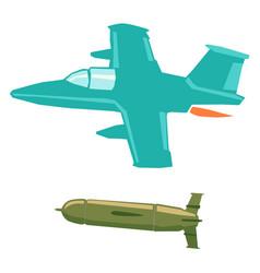 Military motives vector