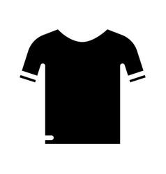 Football uniform icon soccer symbol vector