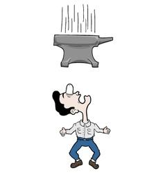 Funny scene vector
