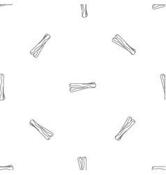 Propolis sticks icon outline style vector
