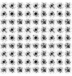 spots seamless texture carpet vector image vector image