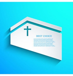 Christian background eps10 vector