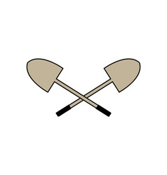 Shovel-380x400 vector image