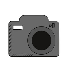 photographic camera picture image vector image