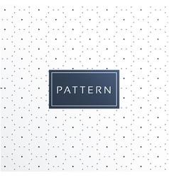 dot honeycomb white background image vector image