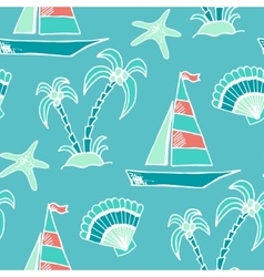Traveling pattern vector image