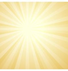 Sunburst Background Card Template vector image vector image