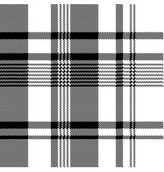 Black white fabric texture pixel asymmetrical vector