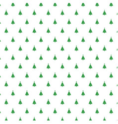 christmas tree patterns vector image