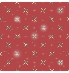Christmas star background vector