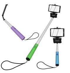 selfie monopods set vector image