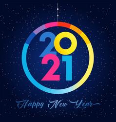 2021 seasons greetings vector