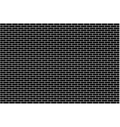 Seamless brickwork texture vector