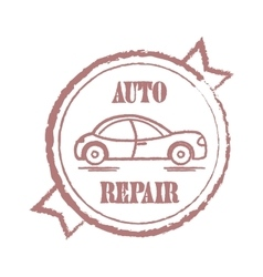 Auto Repair icon vector image