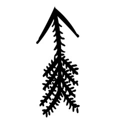 Cartoon image of arrow icons vector
