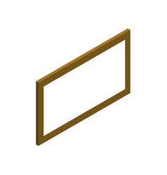 photo frame icon vector image