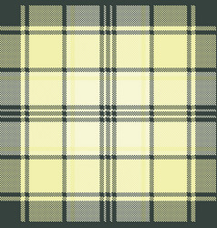 plaid fabric texture pixel seamless pattern vector image