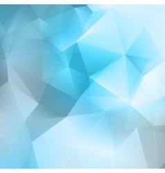 Abstract polygonal background EPS10 vector image vector image