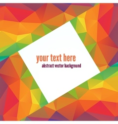 Geometric abstract background 5 vector