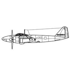 Mitsubishi ki-83 vector
