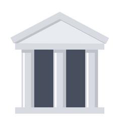 Scientific organization icon vector