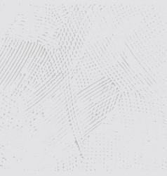 Grey grunge texture vector