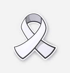 Lung cancer end male violence against women vector