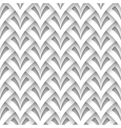 Paper seamless pattern vector